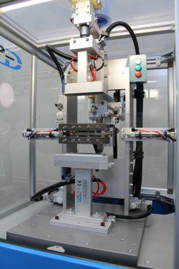 hot-plate welding fixture