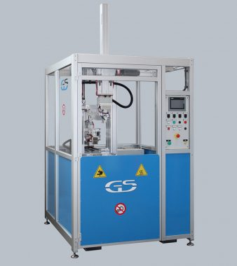saldatrice bivalente a lama calda/infrarossi GS-001-HP+I-E