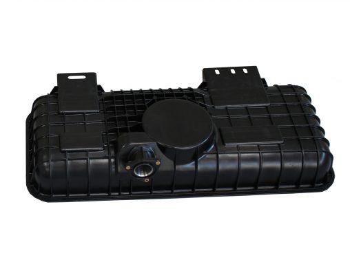 drilled tank