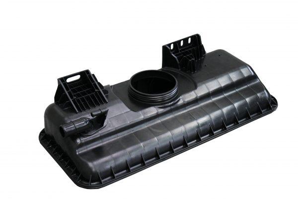 ausgebohrter Tank