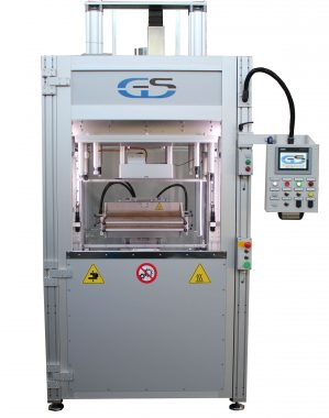 hot plate welding machine for wide surfaces GS-041