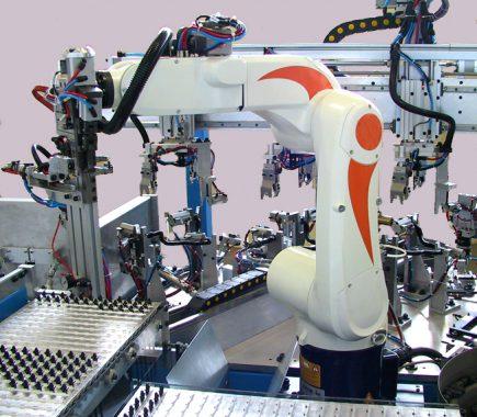 anthropomorphic robot