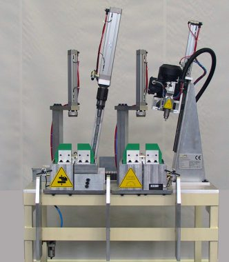 drilling and punching devices