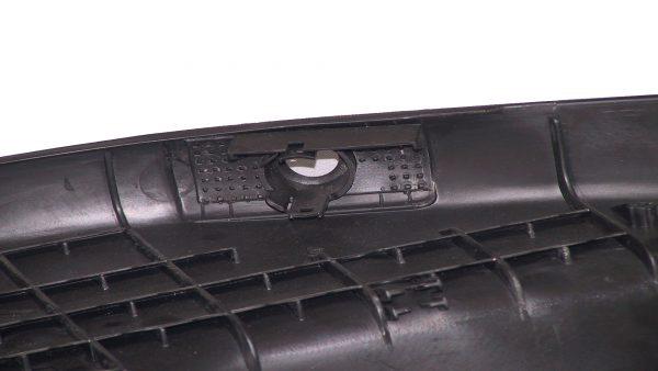 ultrasonic welded reverse sensor slot