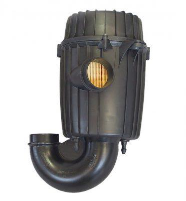 bearbeiteter Luftfilterbehälter
