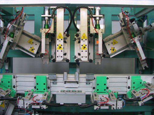 ultrasonic welding unit
