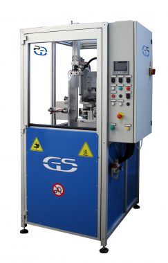 used hot plate welding machines GS-SMALL-HP-P