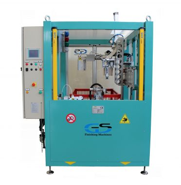 machine for testing and marking