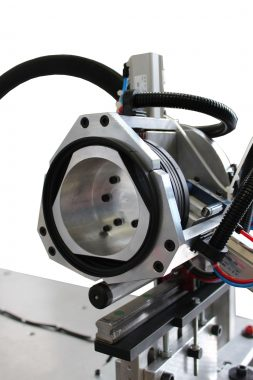 hot plate welding clamp